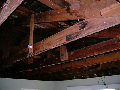 Ceiling Before